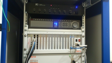 Audio, CCTV, Centrala telefoniczna Libra