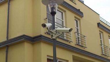 Kamery na latarni