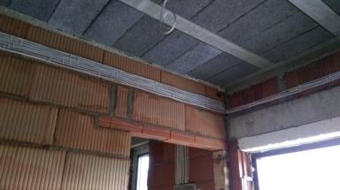 Trasa kablowa instalacji elektrycznej
