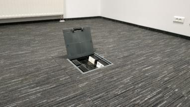 Puszka podłogowa Floorbox